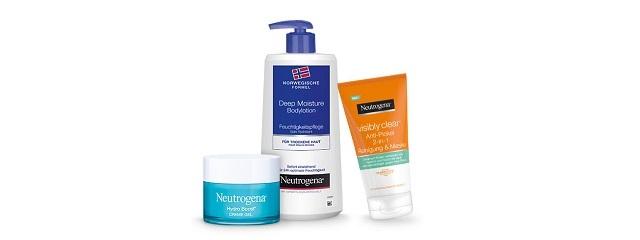 Neutrogena® FAQs zu unseren Produkten