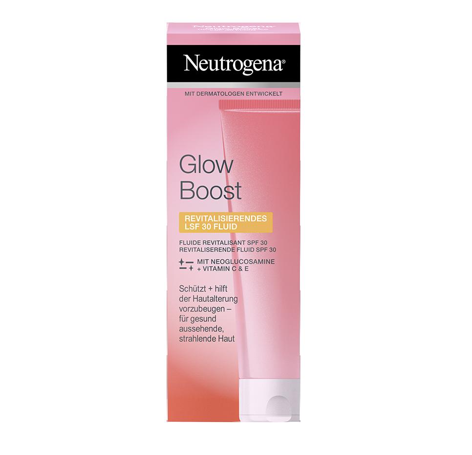 Glow Boost Revitalisierendes LSF 30 Fluid