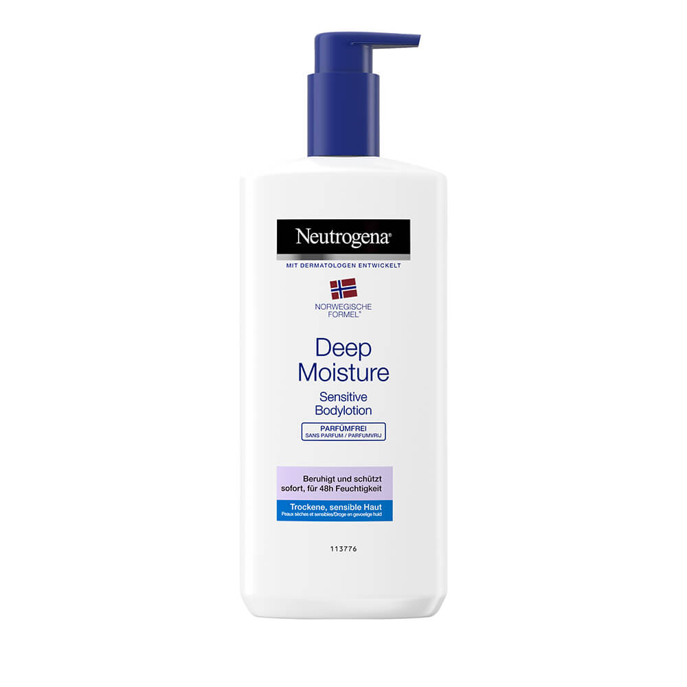 Deep Moisture Bodylotion Sensitive