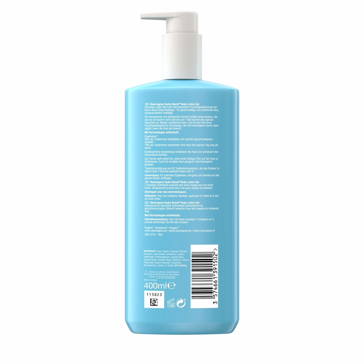 Neutrogena Hydro Boost®Body Lotion Gel