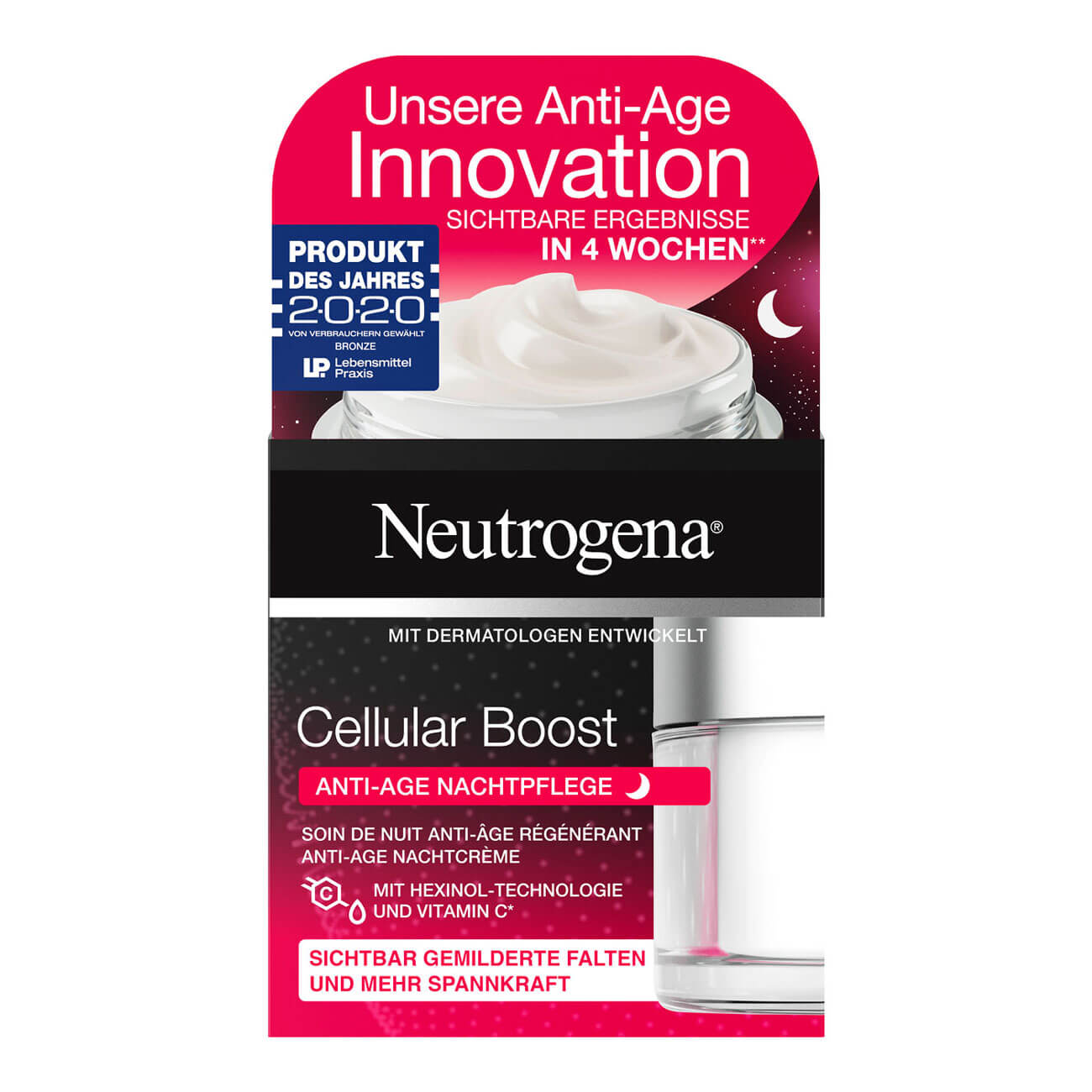 Neutrogena®Cellular Boost Anti-Age Nachtpflege