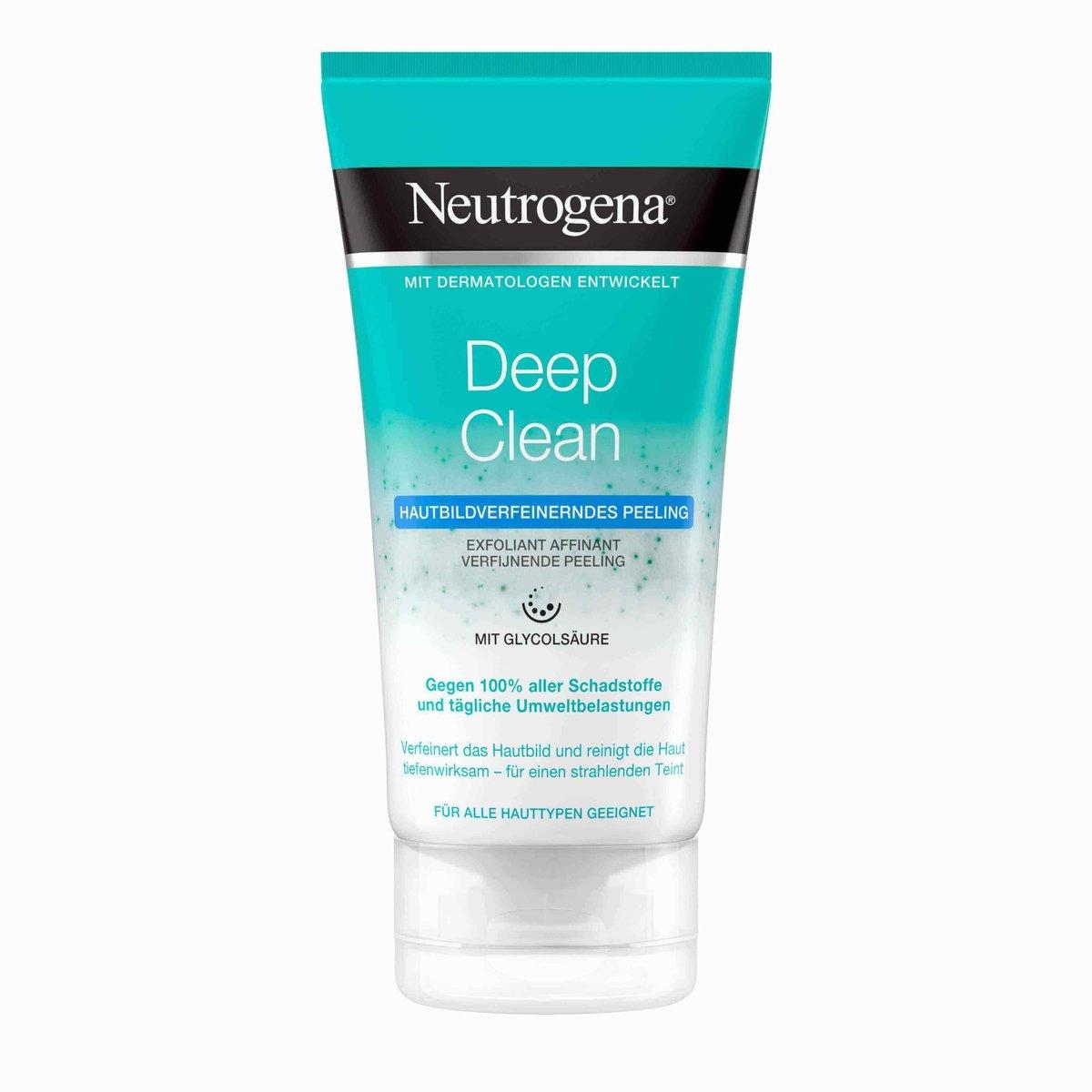 Deep Clean Hautbildverfeinerndes Peeling