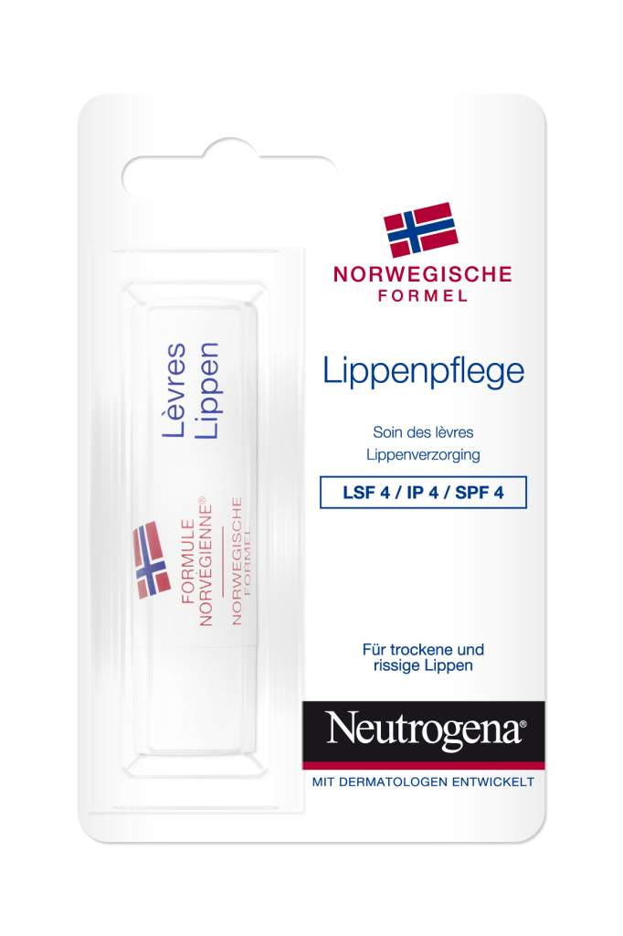 Lippenpflege LSF 4