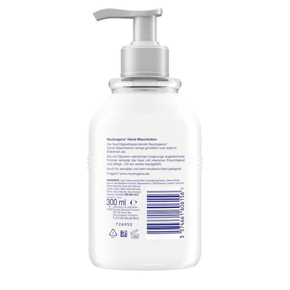 Feuchtigkeitsspendende Hand-Waschlotion