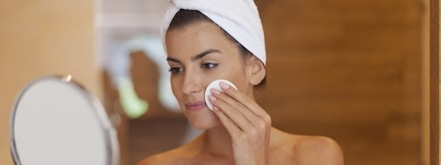Gesichtsreinigung für sensible Haut