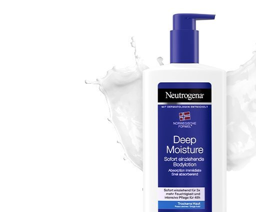 Deep Moisture Bodylotion von Neutrogena®