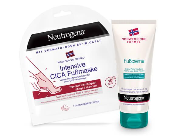 Neutrogena® Fußcreme