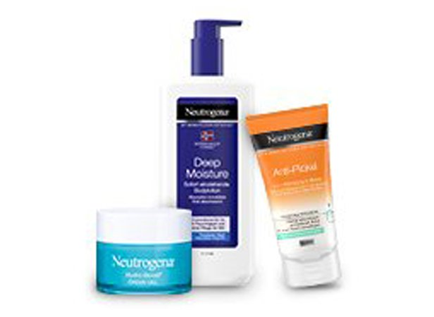 Neutrogena® Pflege für normale Haut