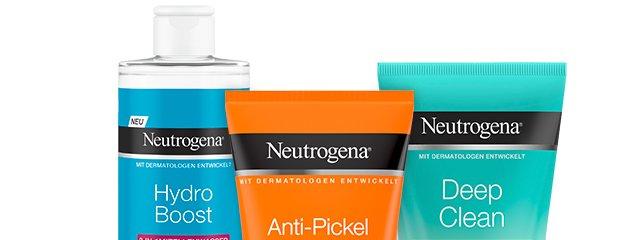 Neutrogena® Pflege für Mischhaut