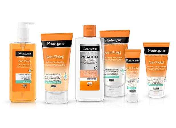 Neutrogena® visibly clear