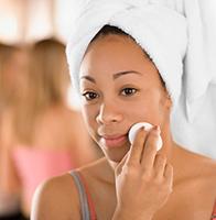 Tipps bei Akne