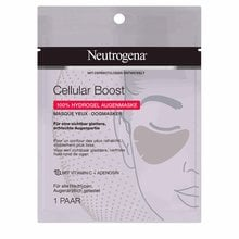 Cellular Boost 100% Hydrogel Augenmaske