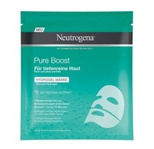 Neutrogena®<br>Pure Boost Hydrogel Maske