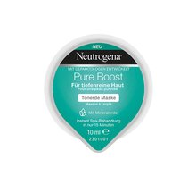Neutrogena®<br>Pure Boost Tonerde Maske