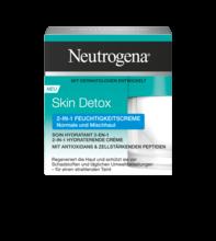 Neutrogena® Skin Detox 2-in-1 Feuchtigkeitscreme