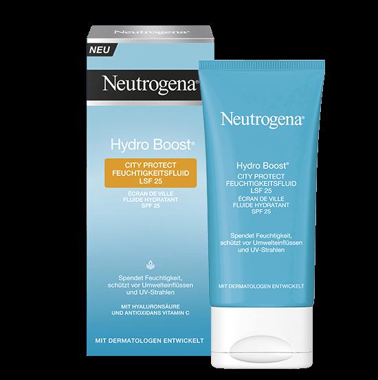 Neutrogena Hydro Boost® City Protect Feuchtigkeitsfluid LSF 25