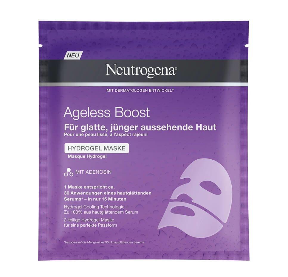 Neutrogena®Ageless Boost Hydrogel Maske