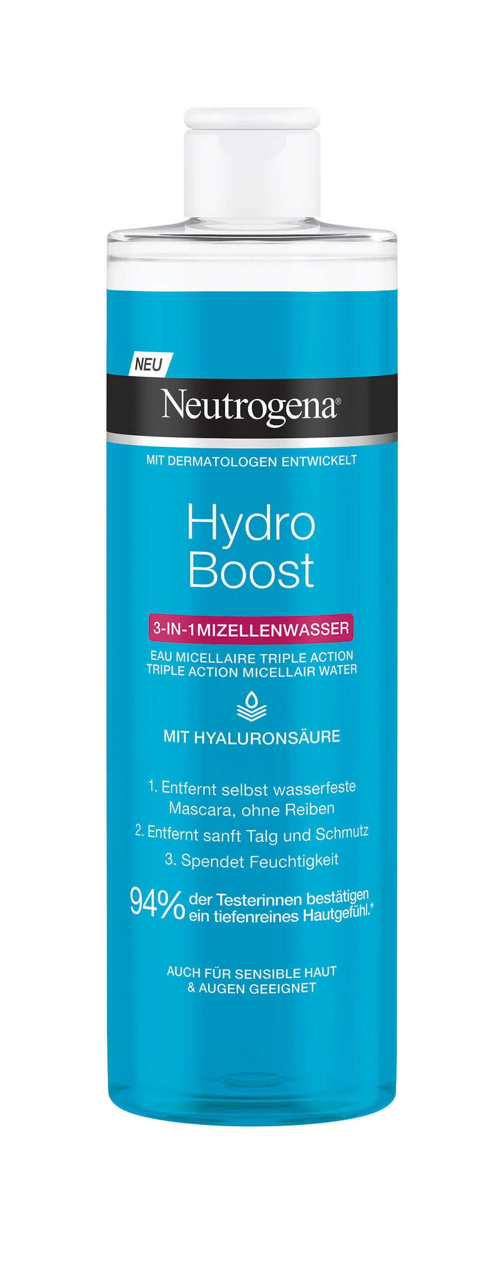 Hydro Boost Mizellenwasser