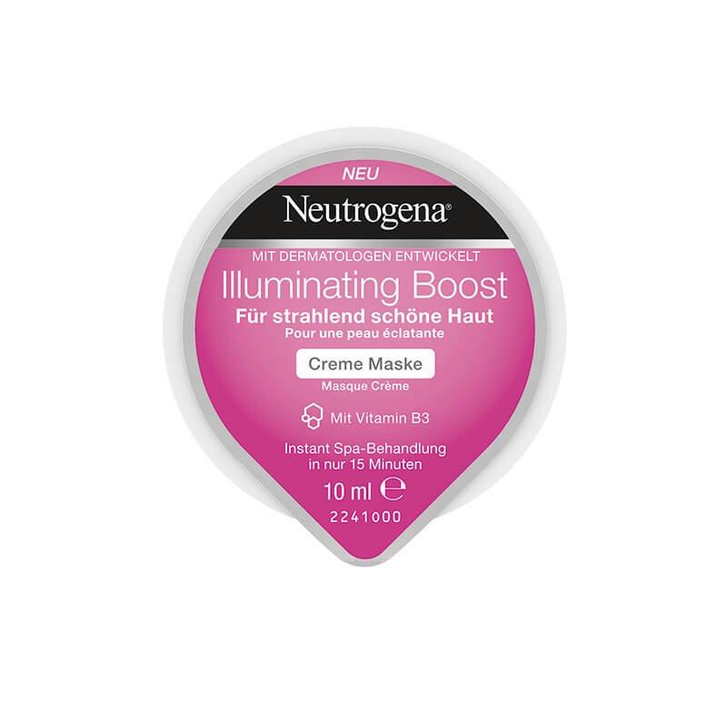 Neutrogena®Illuminating Boost Creme Maske