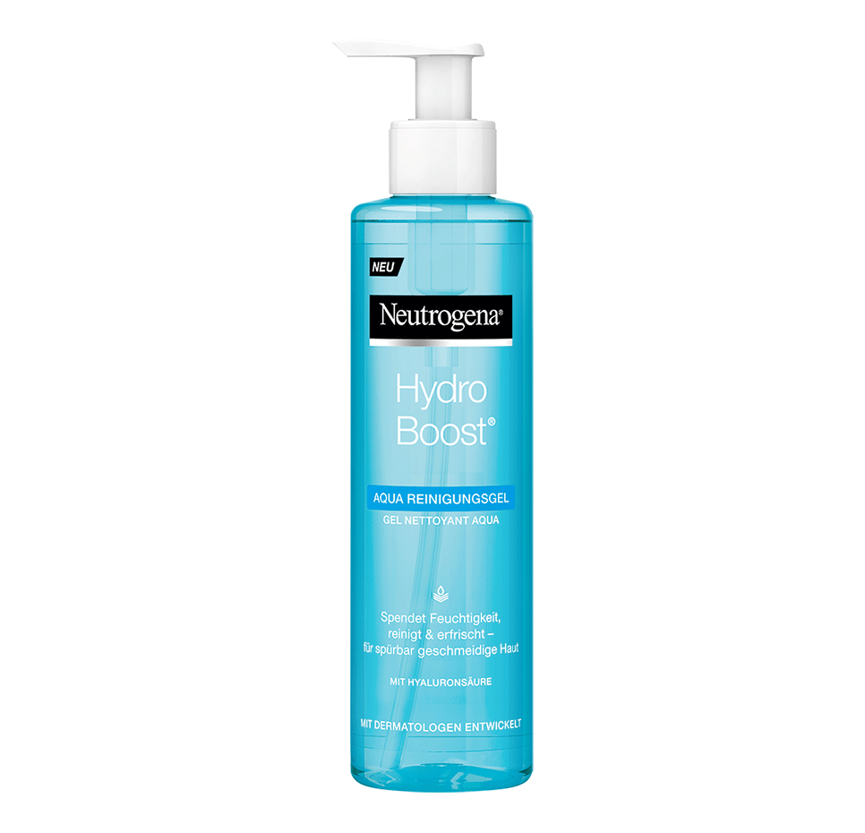Hydro Boost Aqua Reinigungsgel