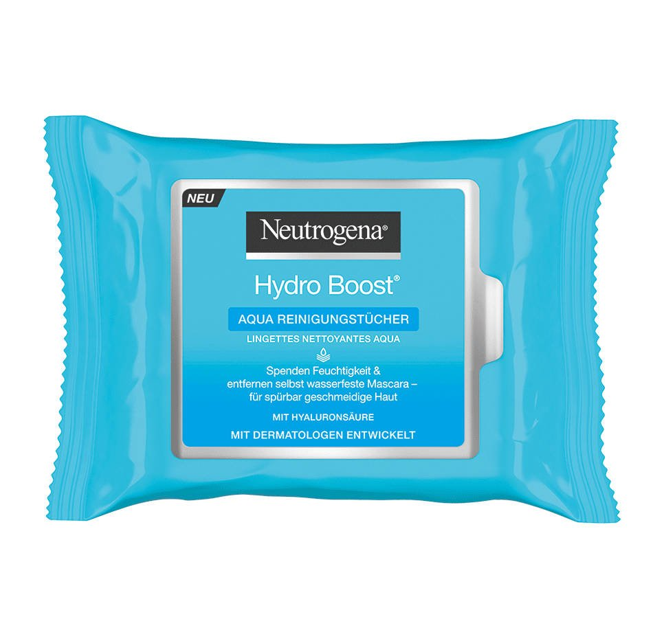 Hydro Boost Aqua Reinigungstücher