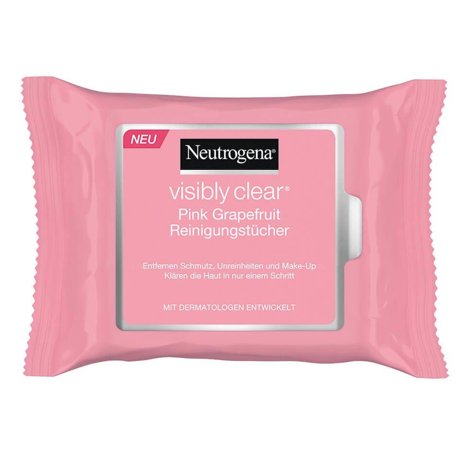 Pink Grapefruit Reinigungstücher