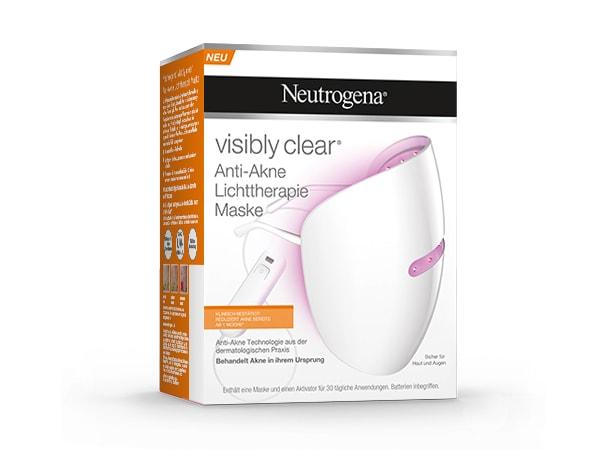 Neutrogena® Pflege für leichte bis mittlere Akne